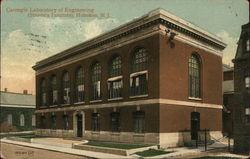 Carnegie Laboratory of Engineering, Steven's Institute