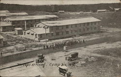 Troops Arriving, Camp Dix