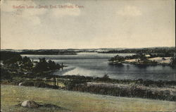 Bantam Lake, South End