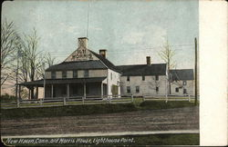 Old Morris House, Lighthouse Point