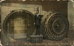 Safe Deposit Vault, Citizens Southern Bank