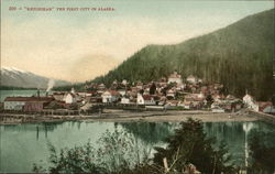Ketchikan, First City in Alaska