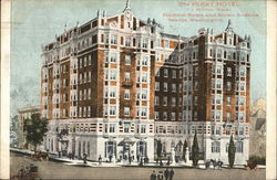 The Perry Hotel, Madison Street and Boren Avenue