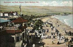 Boulevard and Bath House