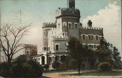 A Castle on Long Island