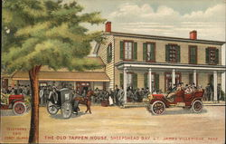 Old Tappen House, Long Island - James Villepigue, Prop.