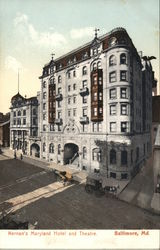 Kernan's Maryland Hotel and Theatre
