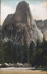 Camp Ahwahnee, Sentinal Rock
