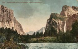 Bridal Veil Meadows, Yosemite Valley