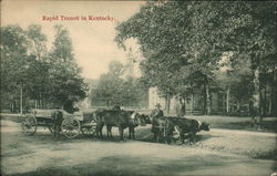 Rapid Transit in Kentucy