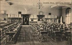 Assembly Room, Farmington Normal