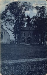 Court House Built 1824 Postcard