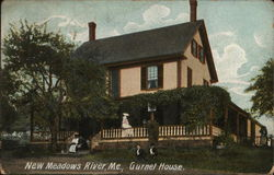 Gurnet House, New Meadows River