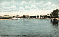 Kennebunk River from Breakwater