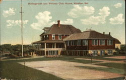 Hollingworth and Whitney Club House