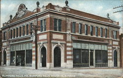 Rumford Falls Power Co. Building
