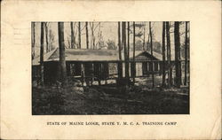 State of Maine Lodge, State Y.M.C.A. Training Camp