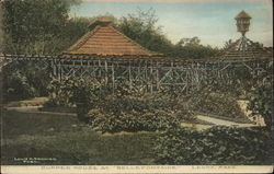 "Summer House at ""Bellefontaine"""