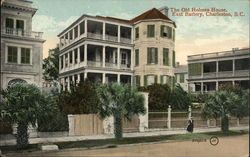 The Old Holmes House, East Battery