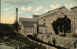 American Thread Co. Mill No. 1