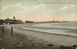 Beach and Bathing Pavilion
