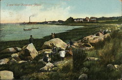 Scene Along the Coast