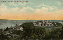 Battery, Fort Williams