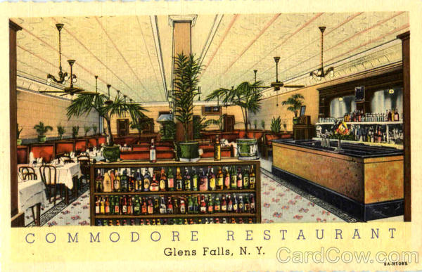 Commodore Restaurant Glens Falls New York