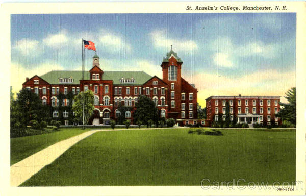 St. Anselm's College Manchester New Hampshire