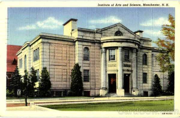 Institute Of Arts And Science Manchester New Hampshire