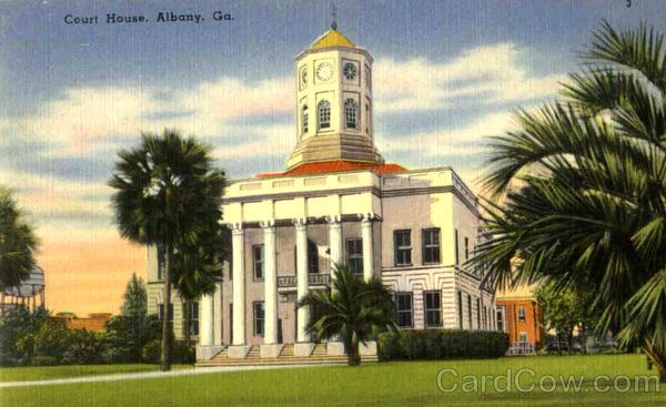 Court House Albany GA