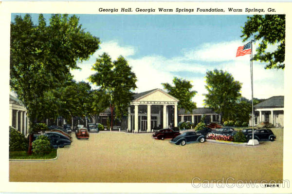 Georgia Hall Warm Springs