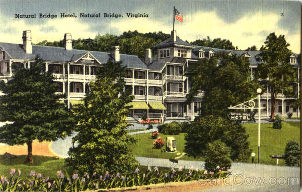 Natural Bridge Hotel Virginia