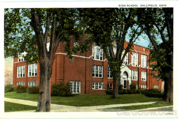 High School Gallipolis Ohio