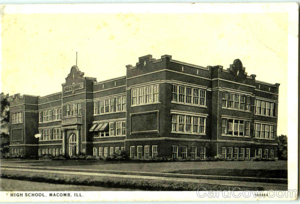 High School Mccomb Illinois