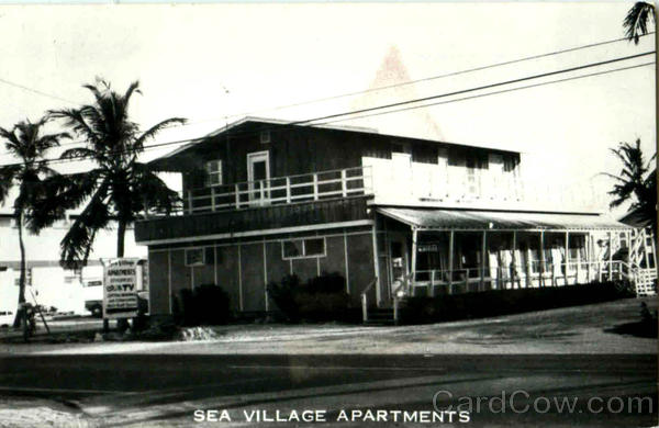 Sea Village Apartments 1270 Estero Blvd. Fort Meyers Florida