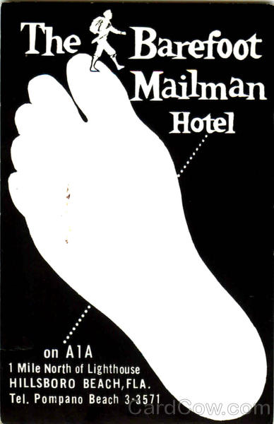 The Barefoot Mailman Hotel Hillsboro Beach Florida