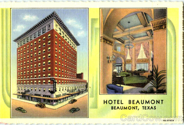 Hotel Beaumont Texas