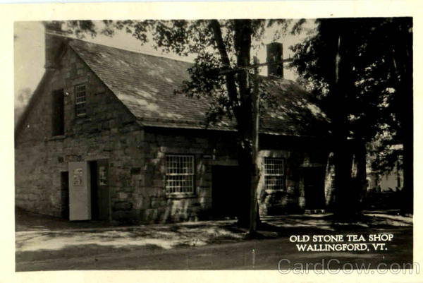 Old Stone Tea Shop Wallingford Vermont