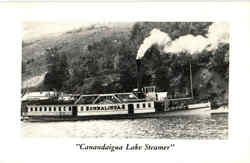 Canandaigua Lake Steamer