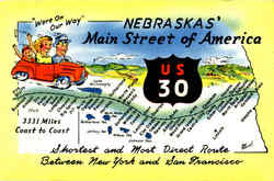 Nebraskas' Main Street Of America