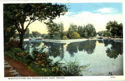 Wingfield Park And Truckee River