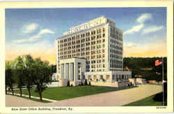 New State Office Building Postcard