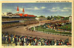 Souvenir Of The Kentucky Derby