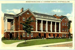 Recreation Building U. S. Veterans Hospital