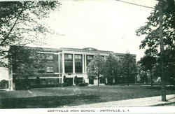 Amityville High School Long Island