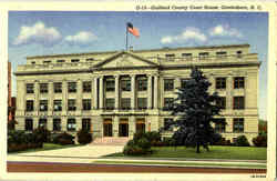 Guilford County Court House