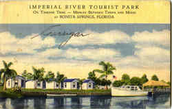 Imperial River Tourist Park, Tamiami Trail