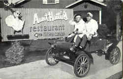 Aunt Hattie's Restaurant, 625 First Street So