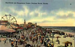 Boardwalk And Amusement Center